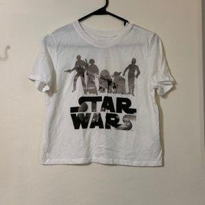 Star Wars Crop top